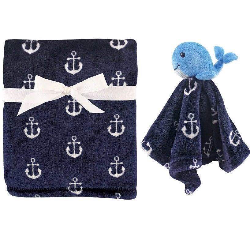 Baby Plush Blanket (used)