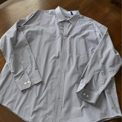 Mens 3XLT IZOD Dress Shirt