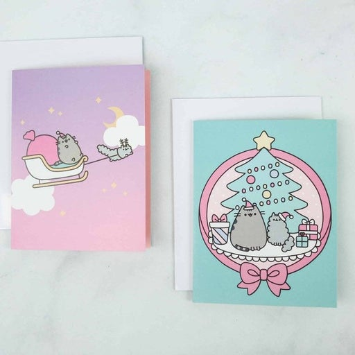 NEW in Bag Pusheen Box Holiday Cards
