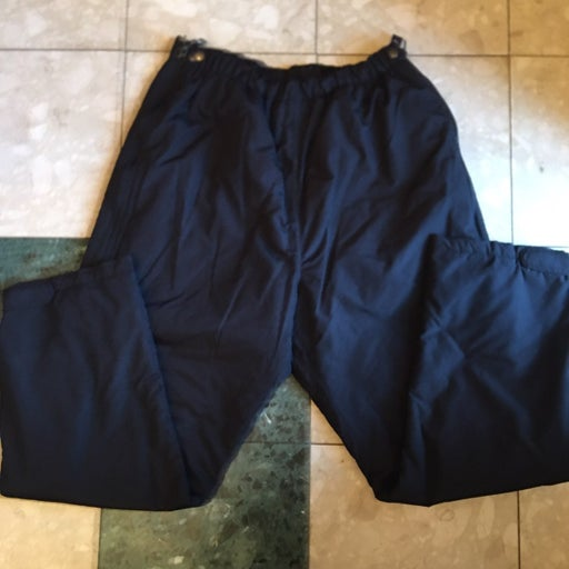 L.L. Bean thermal insulate pants large
