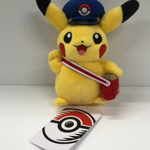 Pokemon Center Special Delivery Pikachu Plush