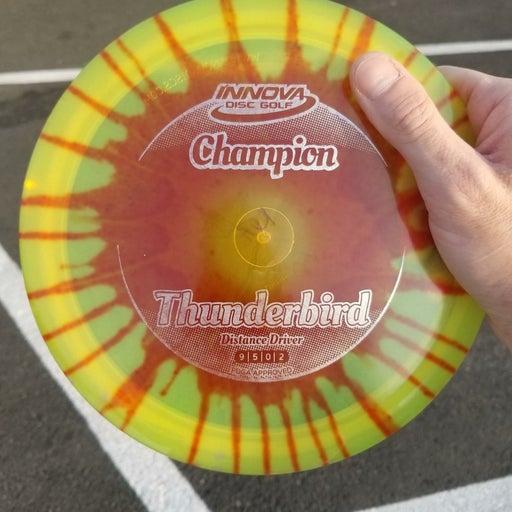 Innova I-Dye Champion Thunderbird