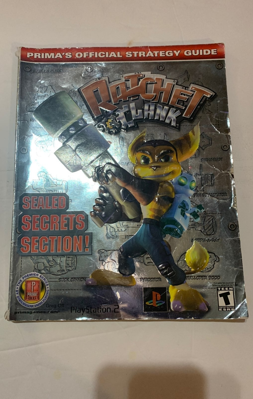 Ratchet and Clank PS2 Strategy Guide