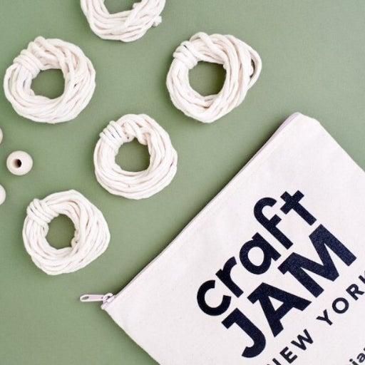 NEW Craft JAM MACRAME PLANT HANGER KIT