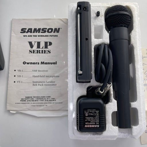 Samson Technologies Corp VLP Series FM V
