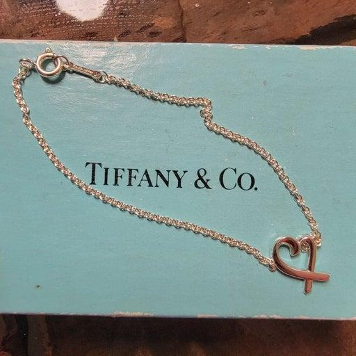 Tiffany Paloma Picasso Loving Heart Love