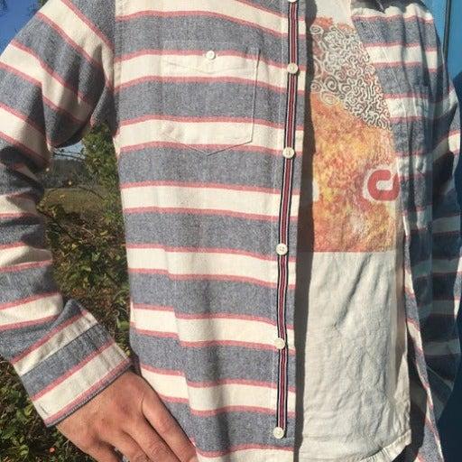 Goodale Men's Button-Up Shirt