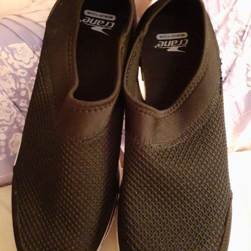 Mens Memory Foam Walking Shoes ■
