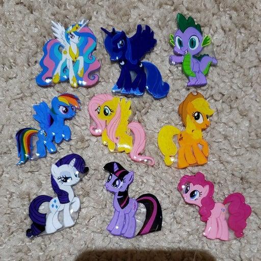 My Little Pony Pin Bundle