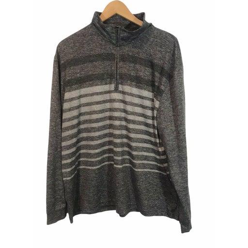 PGA Tour Men's Quarter Zip Sweatshirt : Size XL