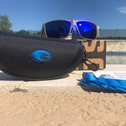 Costa Sunglasses Rinconcito Grey Blue