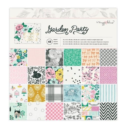 Maggie holmes Garden Party Paper Pad