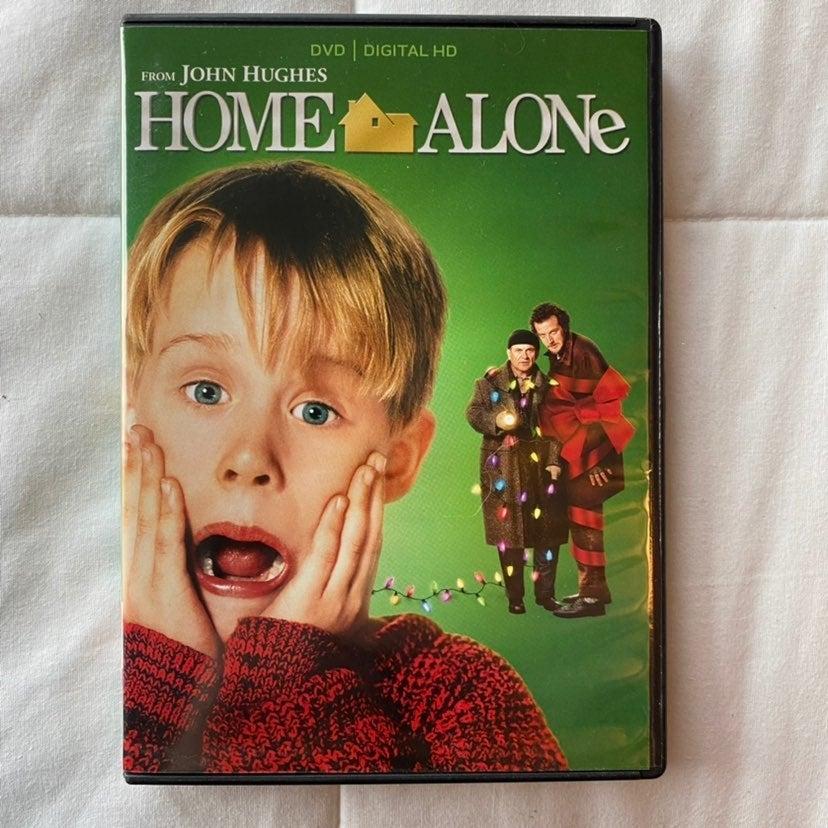 """Home Alone"" Christmas DVD"