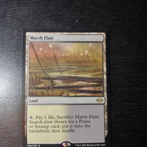 Magic: The Gathering Marsh Flats