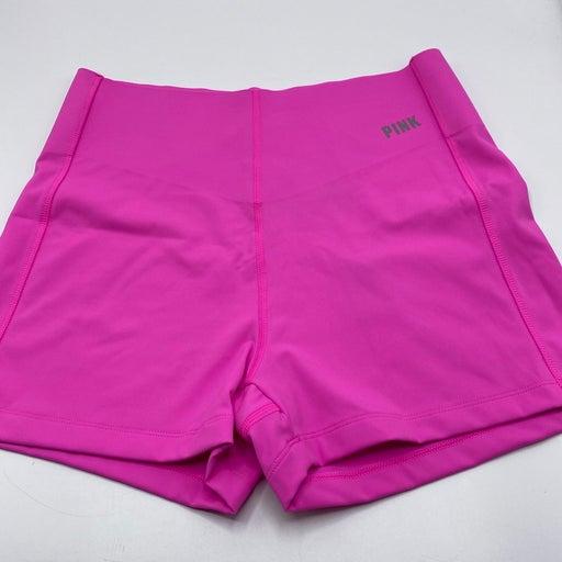 Victoria's Secret PINK Active Bike Shorts Neon Pink Large