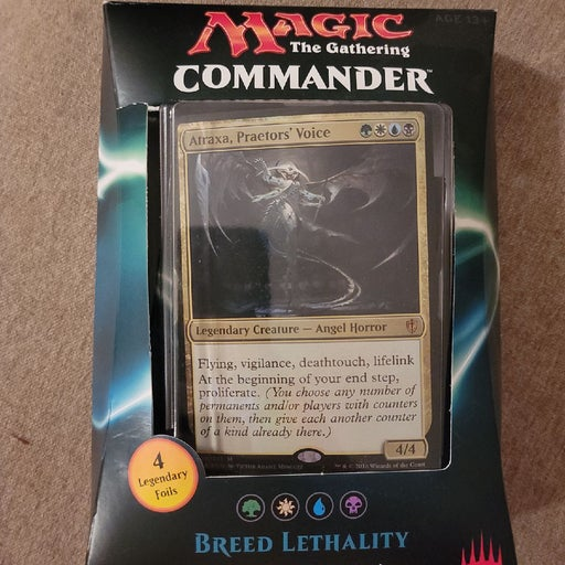 Magic: The Gathering Commander 2016 Deck