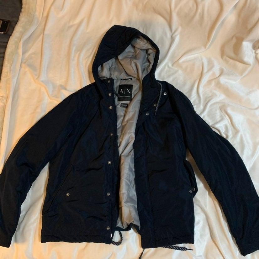 Armani Exchange Puffy Jacket