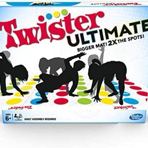 BNIB Twister Ultimate Bigger Mat