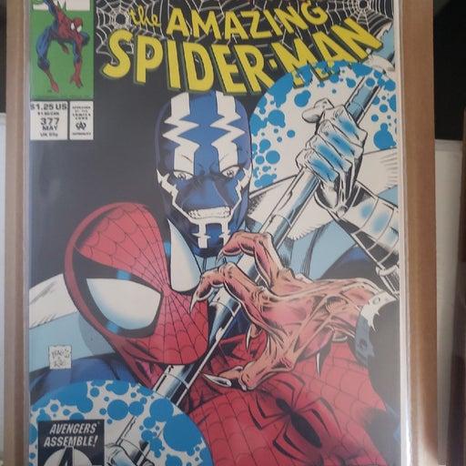 The Amazing Spider-man 377 (1993, Marvel