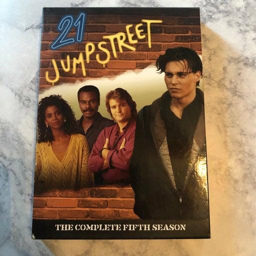 21 Jumpsteeet season 5