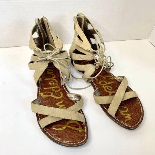 Sam Edelman Katya Gladiator Sandals Size 8.5