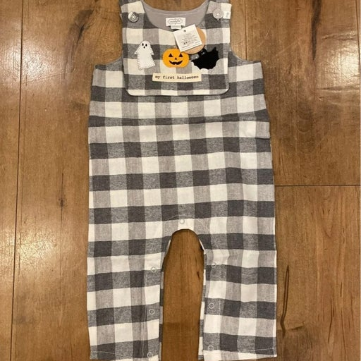 Baby boy Mud Pie Outfit for Halloween Thanksgiving