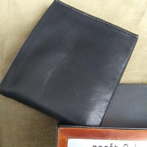 Croft & Barrow Genuine Leather Slim Pock
