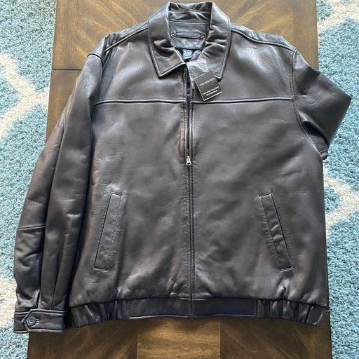 Covington Leather Jacket XXL