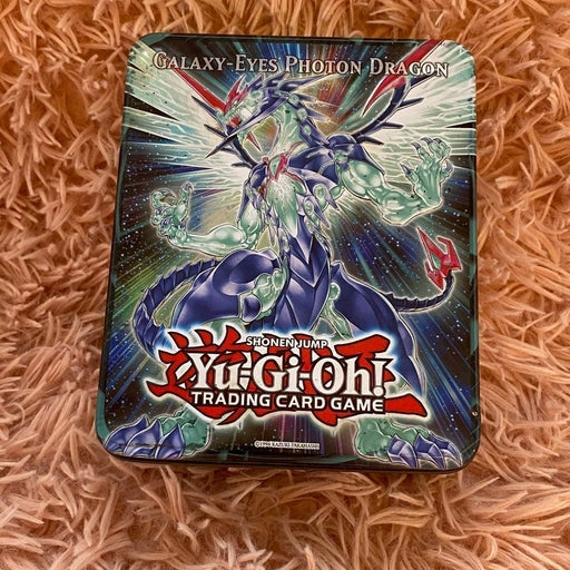 Yugioh 2011 Collectors Tin w/cards