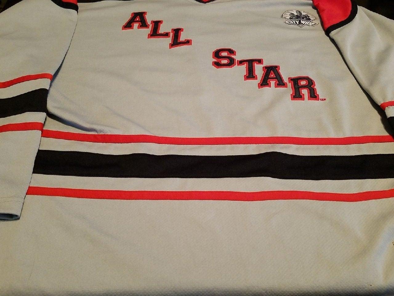 Steve and Barrys All Star hockey Jersey.