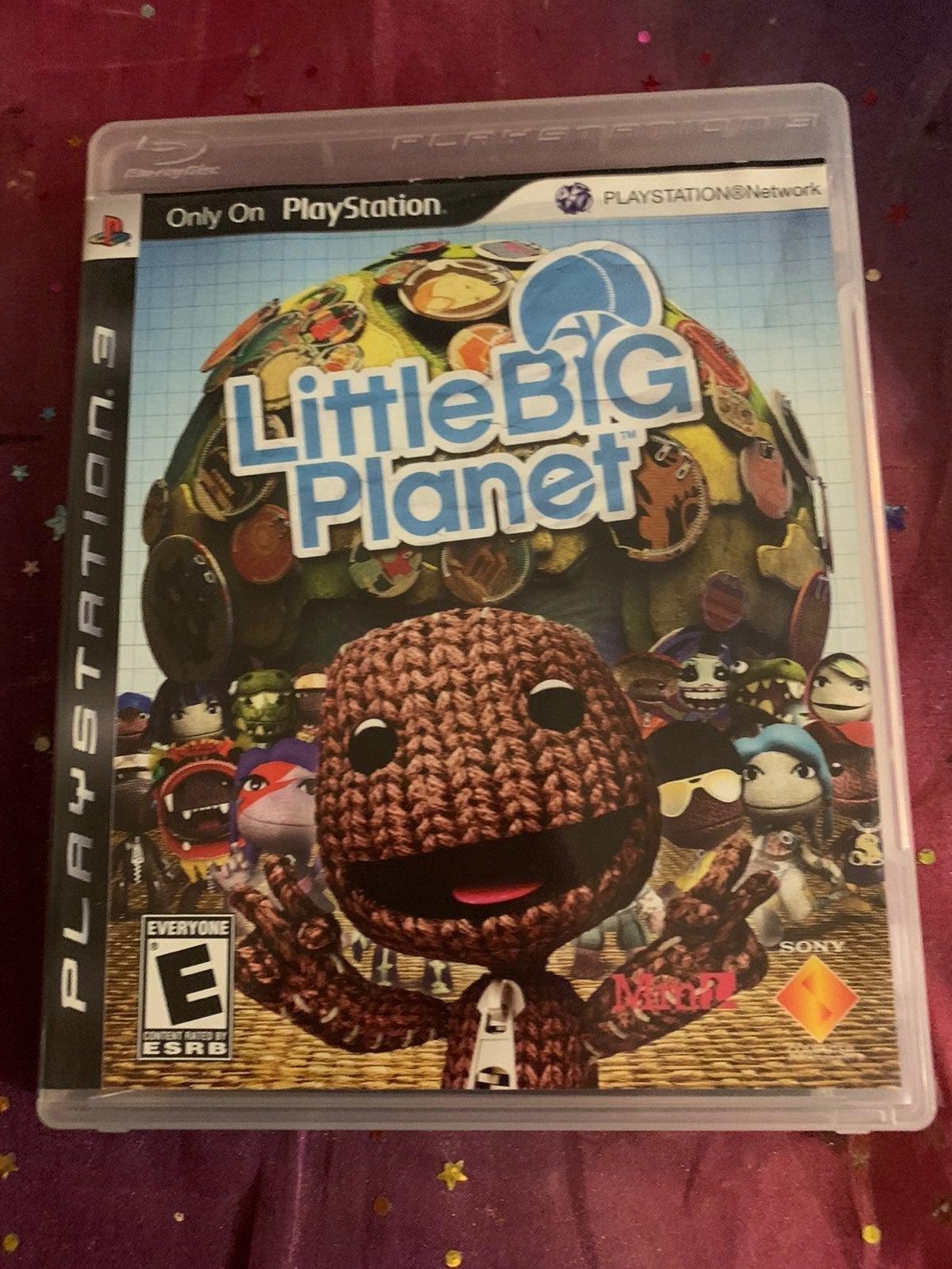 LittleBigPlanet on Playstation 3