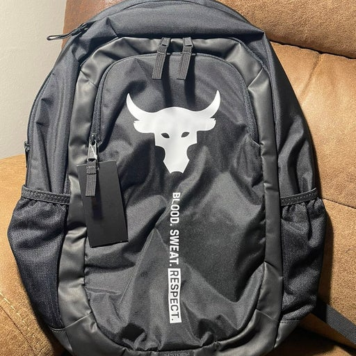 Under Armour Project Rock Brahma Backpack