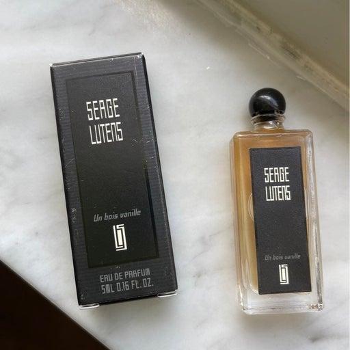 Serge Lutens Un Bois Vanille sample