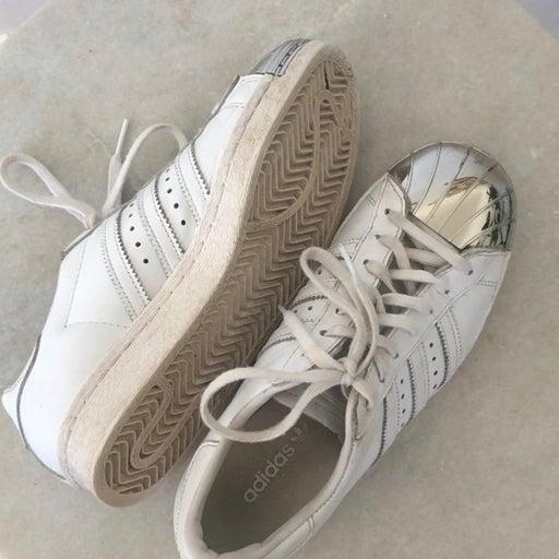 Adidas Metal Toe Sneakers