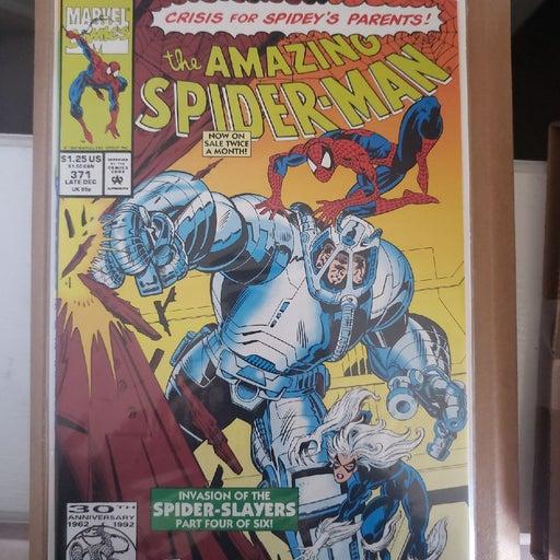 Amazing Spider-man 371 - Invasion Of The