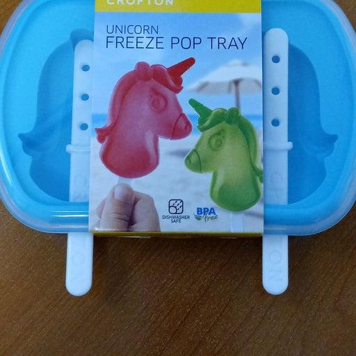 Unicorn Freeze Pop Tray