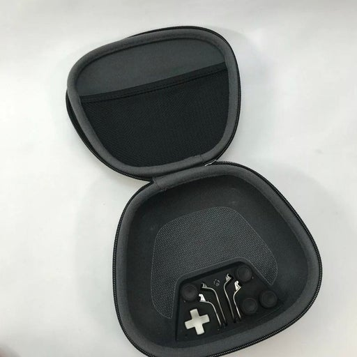 Original Genuine Xbox One Elite Controller Carrying Case, Paddles, Thumbsticks