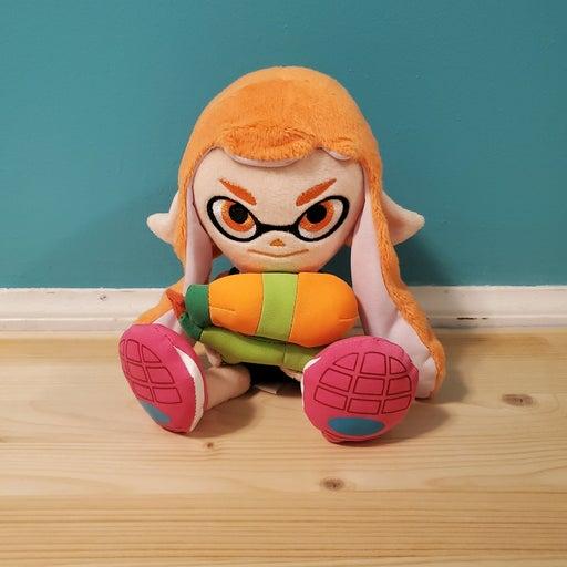 Splatoon Plush Nintendo