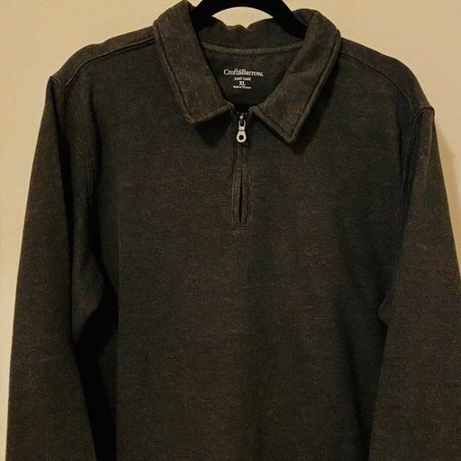 Croft & Barrow Men's Sweatshirt~XL