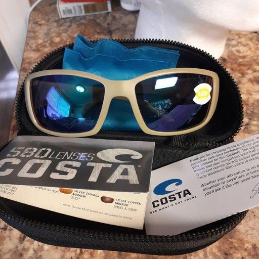 Costa sunglasses 'Blackfin' style 580p