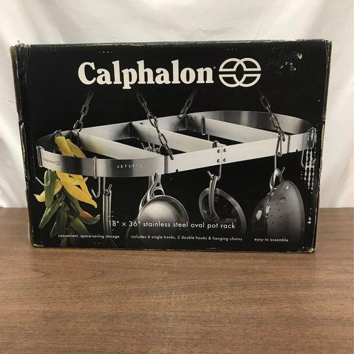 Calphalon Oval Pot Rack A13