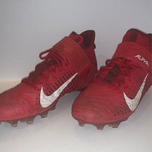 Nike Alpha ankle Football Cleats