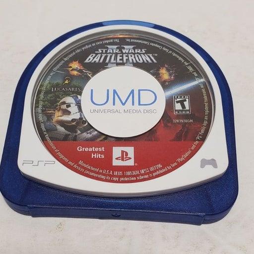 Star Wars: Battlefront II on Sony PSP