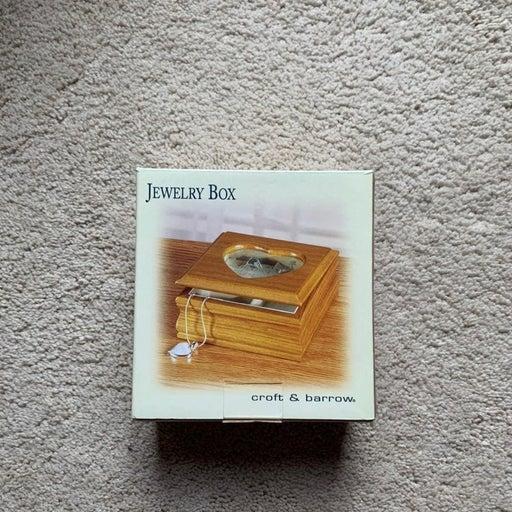 Croft & Barrow Jewelry Box
