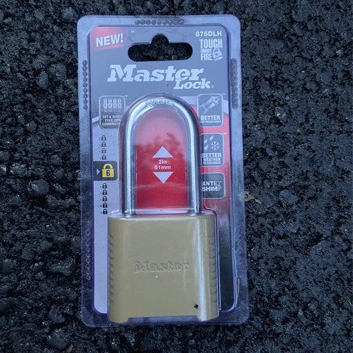 MasterLock 2 in. 51mm Padlock