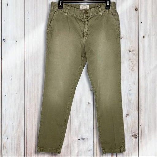 Current/Elliot | Vintage Army Buddy Trousers | Sz 27