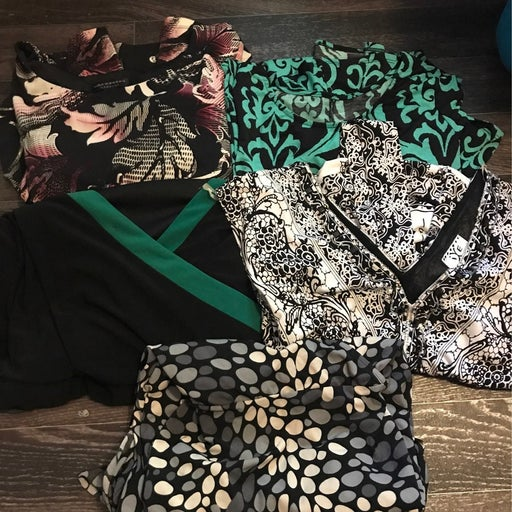 BUNDLE MAXI DRESSES