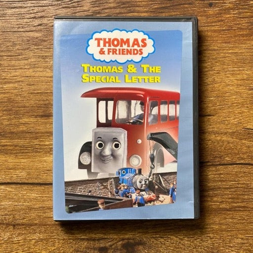 Thomas & The Special Letter, Thomas & Friends DVD