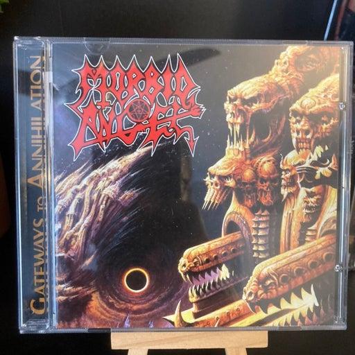 MORBID ANGEL Gateways To Annihilation CD DEATH METAL