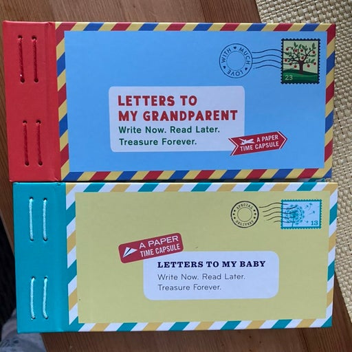 Letters to my...
